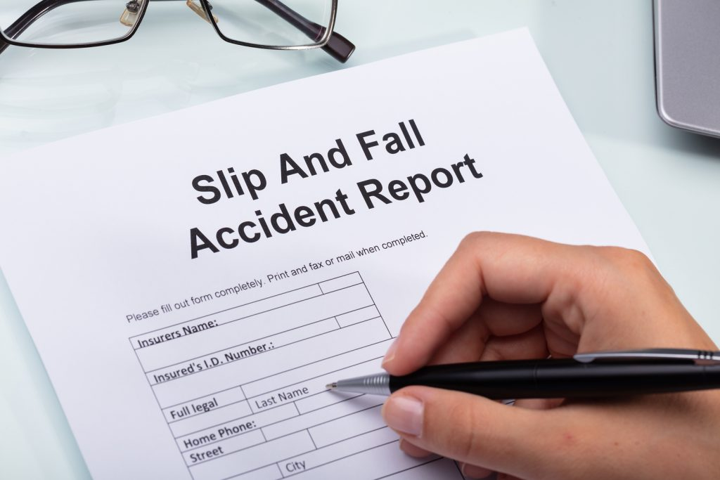 Indianapolis Slip and Fall Lawyers 317-881-2700