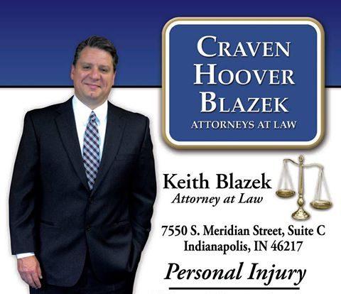 Personal Injury Attorney Keith Blazek