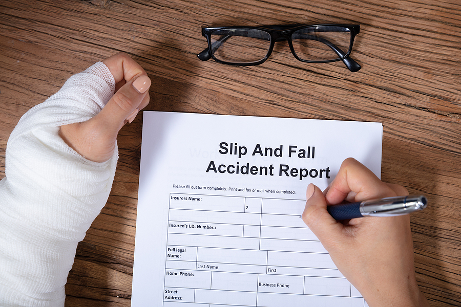 Indiana Slip and Fall Lawyers