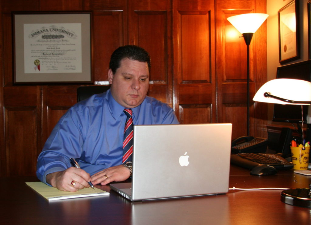 Keith Blazek Indiana Accident Attorney