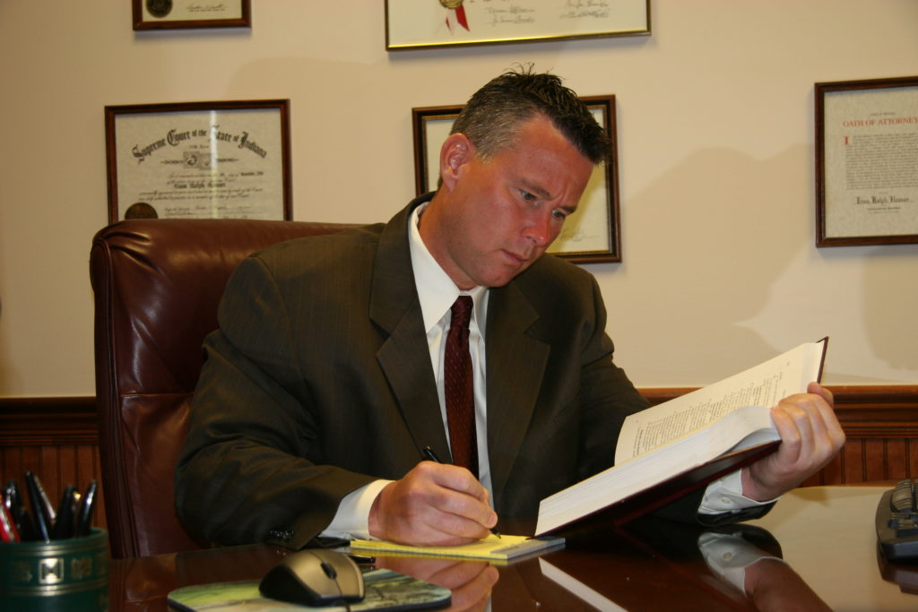 Ralph Hoover - Indiana Accident Attorney