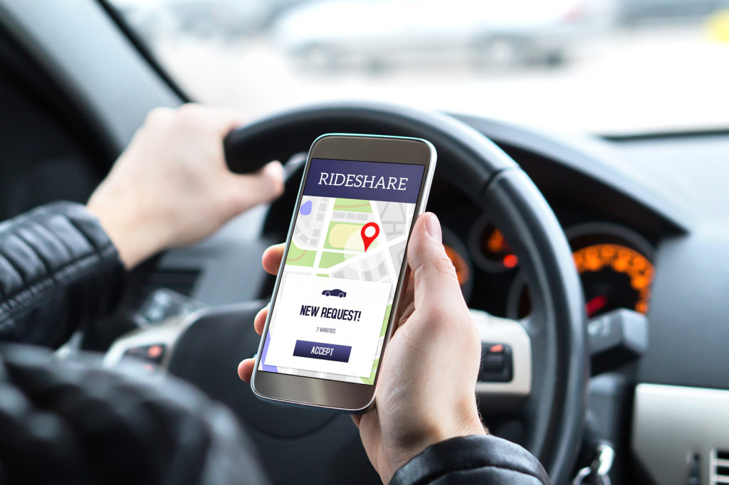 Ride Share Indianapolis Accident Attorney 317-881-2700