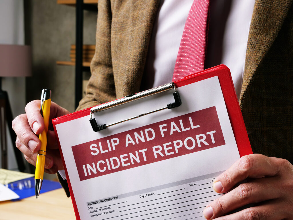 Indianapolis IN Slip and Fall Lawyer 317-881-2700