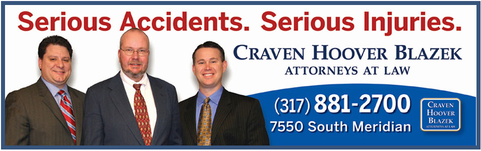 Local Indianapolis Personal Injury Law Firm 317-881-2700